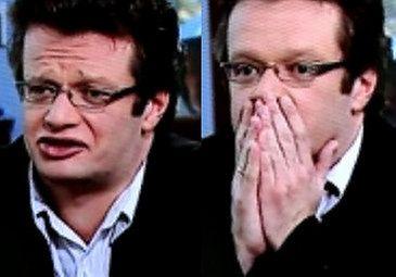 "Marcin Meller klnie na wizji! ""K**wa""! (WIDEO)"