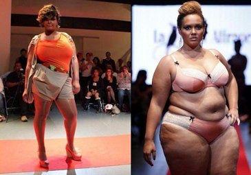 Fashion Week w rozmiarze XXL