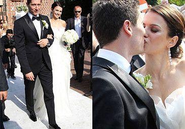 """Lewandowski: """"Dzień ślubu był najpiękniejszy w moim życiu!"""""""