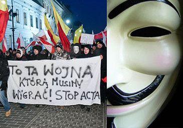 TERROR PRAW AUTORSKICH: Czyli czym naprawdę grozi nam ACTA