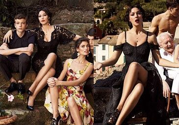 48-letnia Bellucci twarzą Dolce&Gabbana!