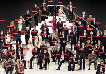 100 najlepszych aktorów świata na JEDNYM ZDJĘCIU?! (GALERIA)