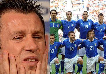 """Włoskie media: """"W reprezentacji jest dwóch gejów"""""""