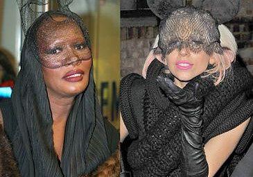 """Grace Jones: """"Lady GaGa mnie kopiuje!"""""""