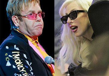 Elton John CHCE NAGRYWAĆ Z GAGĄ!