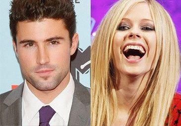 Avril sypia z gwiazdą reality show!