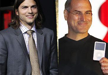 Ashton Kutcher zagra Steve'a Jobsa?!