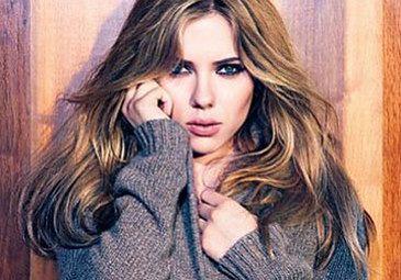 Johansson w kampanii MANGO! (ZDJĘCIA)