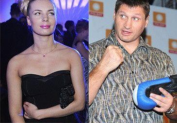 Janachowska nie chce tańczyć z Gołotą!