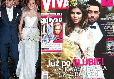 Kwaśniewska i Badach lecą w podróż poślubną!