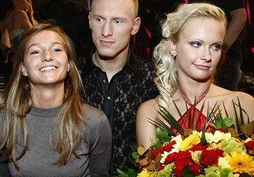Żona Włodarczyka cieszy się, że odpadł! (FOTO)