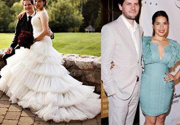 """""""Brzydula Betty"""" wyszła za mąż!"""