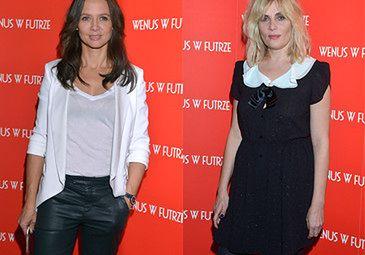 """""""Wenus w futrze"""": Rusin, czy Emmanuelle Seigner? (FOTO)"""