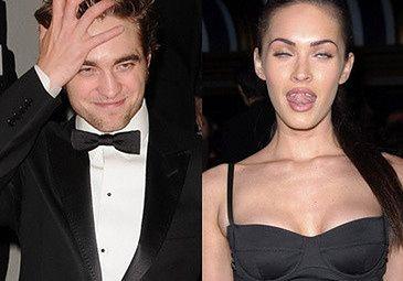 Magan Fox uwiodła Pattinsona!