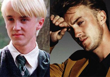 """""""Tom to najseksowniejsza gwiazda """"Harry'ego Pottera""""!"""""""