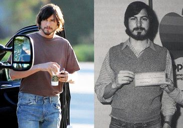 Ashton jako Steve Jobs! PODOBNY?