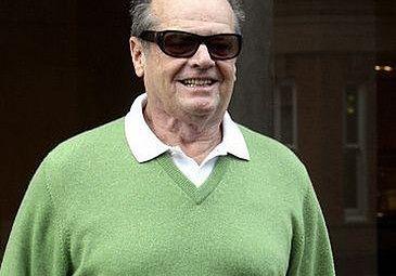 Nicholson używa Viagry tylko podczas trójkątów...