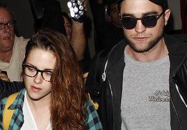Pattinson RZUCIŁ KRISTEN?! Znowu?