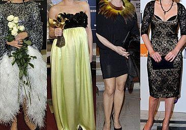 Kto najlepiej na rozdaniu Złotych Kaczek? (DUŻO ZDJĘĆ)