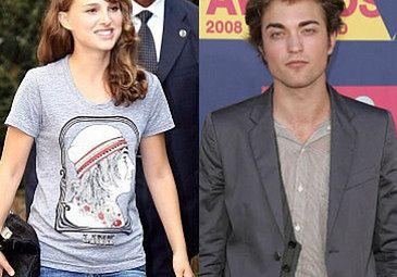 Natalie Portman i Robert Pattinson = NOWA PARA?!