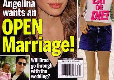 Angelina nie tylko dla Brada