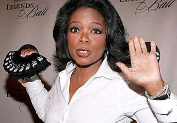Nobel dla Oprah Winfrey?