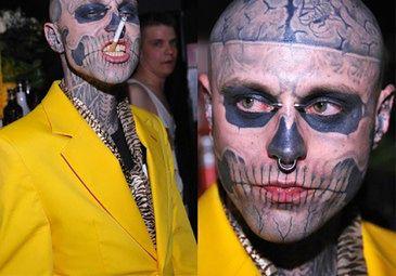 Zombie Boy w warszawskim klubie!