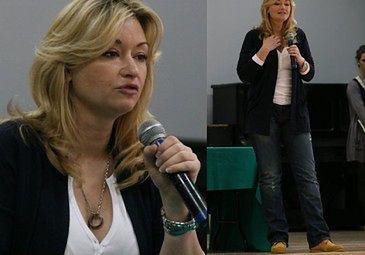 Pulchna Martyna Wojciechowska