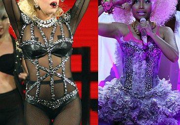 GaGa czy Minaj? (ZDJĘCIA)