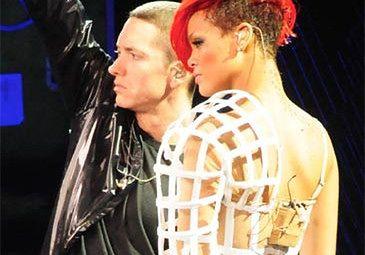 Druga część hitu Rihanny i Eminema! (POSŁUCHAJ)