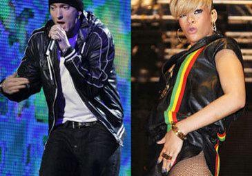 Duet Eminema i Rihanny! (POSŁUCHAJ!)