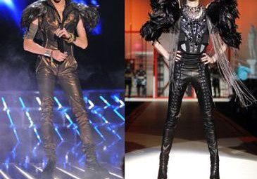 Szpak = Bill Kaulitz?!