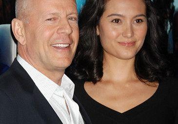 Bruce Willis zostanie ojcem!
