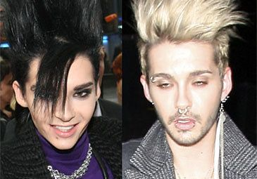 Bill Kaulitz z Tokio Hotel BLONDYNEM! (POZNAJECIE?)
