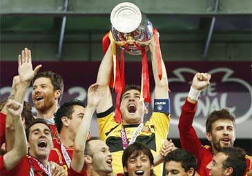 Hiszpania po raz 3. MISTRZEM EUROPY!