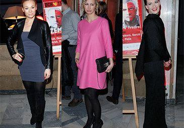 Bohosiewicz, Schejbal i Seweryn w teatrze! (FOTO)