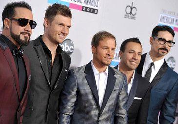Backstreet Boys ZAGRAJĄ W WARSZAWIE!