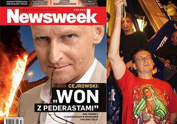 """Cejrowski o tęczy: """"BLUŹNIERSTWO PRZECIWKO BOGU. AMEN!"""""""