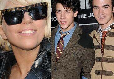 """Mam ochotę na seks z Jonas Brothers!"""