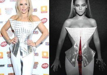 Doda w sukience Beyonce!