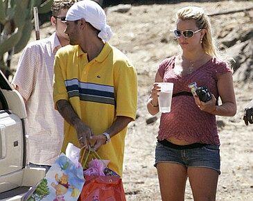 Britney Spears jedzie do Namibii