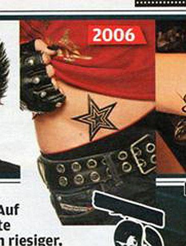 Wszystkie Tatuaże Billa Kaulitza Pudelek