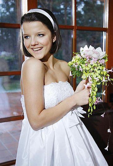 Joasia Jabłczyńska w ślubnej sukni!