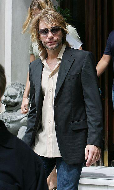 Bon Jovi nie zmieni żony