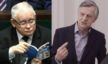 """Doradca Dudy o Kaczyńskim: """"Czy wie, co to Facebook? Może nie wie!"""""""