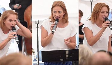 Dereszowska chałturzy śpiewając bajki dla dzieci