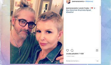Joanna Racewicz obcięła włosy