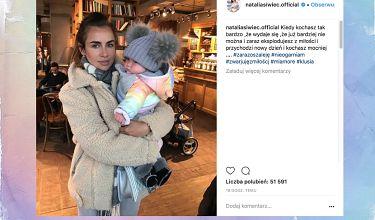 Natalia Siwiec rozpływa się nad córką