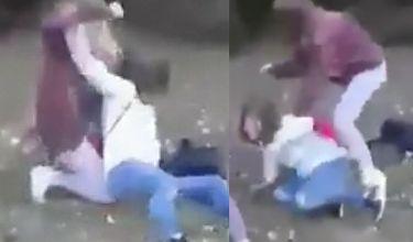 """Nastolatka z Bydgoszczy brutalnie pobiła koleżankę. """"Nie broń się ku*wa, rozumiesz?!"""" (WIDEO)"""