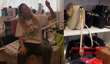 Jessica Mercedes wyprzedaje swoją szafę